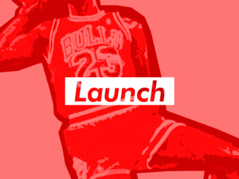 Launch Graphic T-Shirts